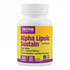 Alpha Lipoic Sustain, 30 capsule, Secom