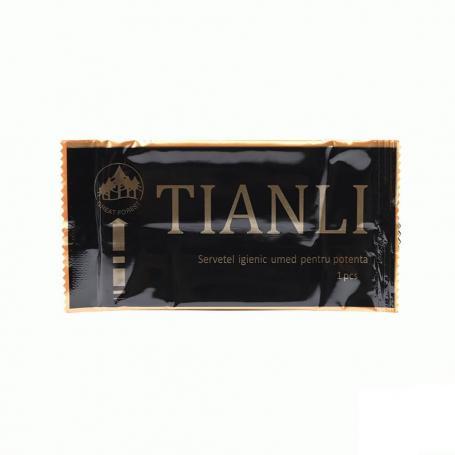 Tianli servetele igienice umede pentru potenta, ejaculare precoce