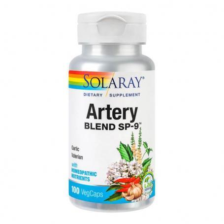 Artery Blend, 100 capsule, Secom (Solaray)
