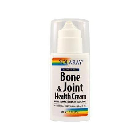 Bone & Joint Health Cream, 85gr, Secom (Solaray)