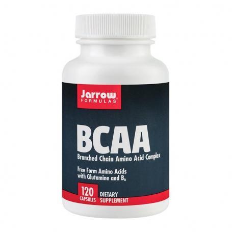 BCAA, 120 capsule, Secom (Jarrow Formulas)