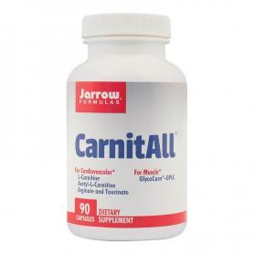 Carnitall 600, 90 capsule (pret, prospect) Secom (Jarrow Formulas)