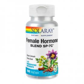 Female Hormone Blend, 100 capsule (pret, prospect), Secom (Solaray)
