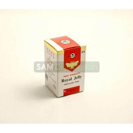 Royal Jelly laptisor de matca, 30 cps, Sanye Intercom
