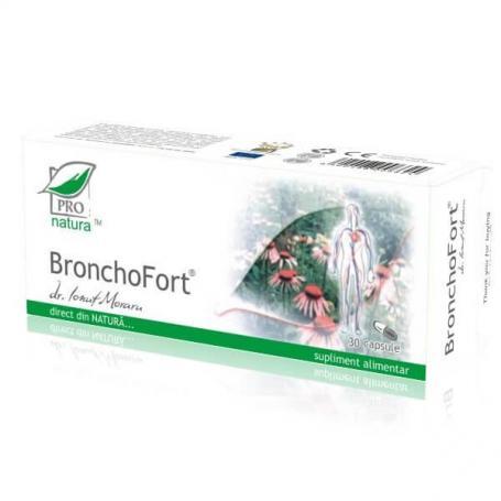 BronchoFort 30 cps
