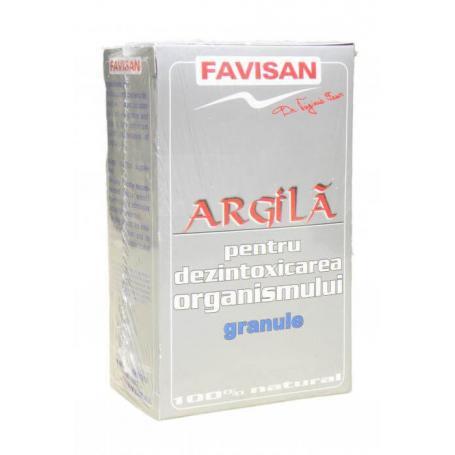 Argila granula, 100 g, Favisan