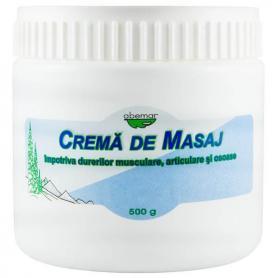 Crema masaj 500 gr, Abemar Med