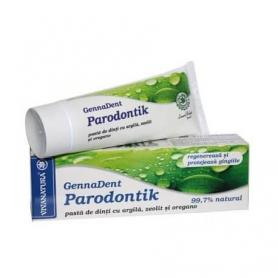 Pasta de dinti Paradontik, 75 ml, Viva Natura