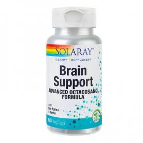 Brain Support, 60 capsule, Secom