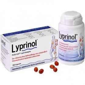 Lyprinol, 180 capsule, Pharmalink pret, prospect