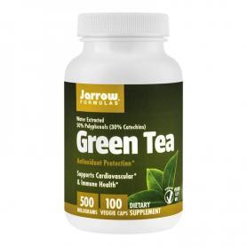 Green Tea 100 capsule Jarrow Formulas, Secom