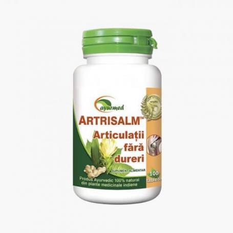 Artrisalm 100 tablete (articulatii fara dureri), Star International