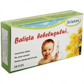 Batista bebelusului Arianna pentru bebelusi, copii 06 ani