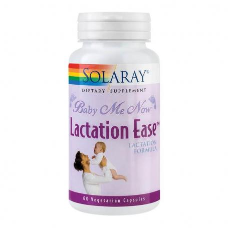 Lactation Ease, 60 capsule, Secom