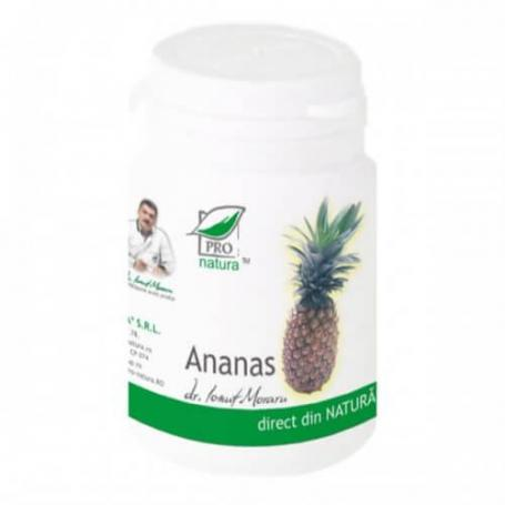 Ananas 30 capsule Pro Natura (Medica)