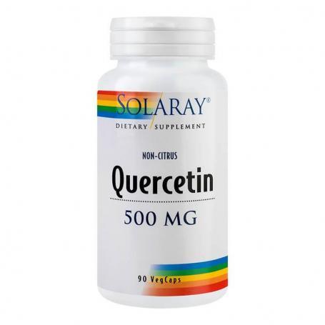 Quercetin, 90 capsule, Secom