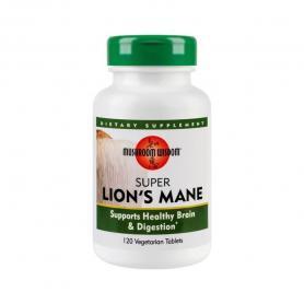 Super Lion's Mane, 120 tablete, Secom