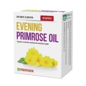 Evening Primerose, 30 capsule, Parapharm