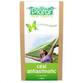 Ceai antiasmatic, 50gr, Plafar
