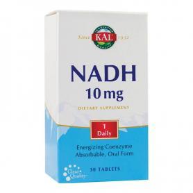 Nadh 10mg, 30 tablete, Secom
