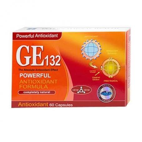 Antioxidanti GE 132, 60 capsule