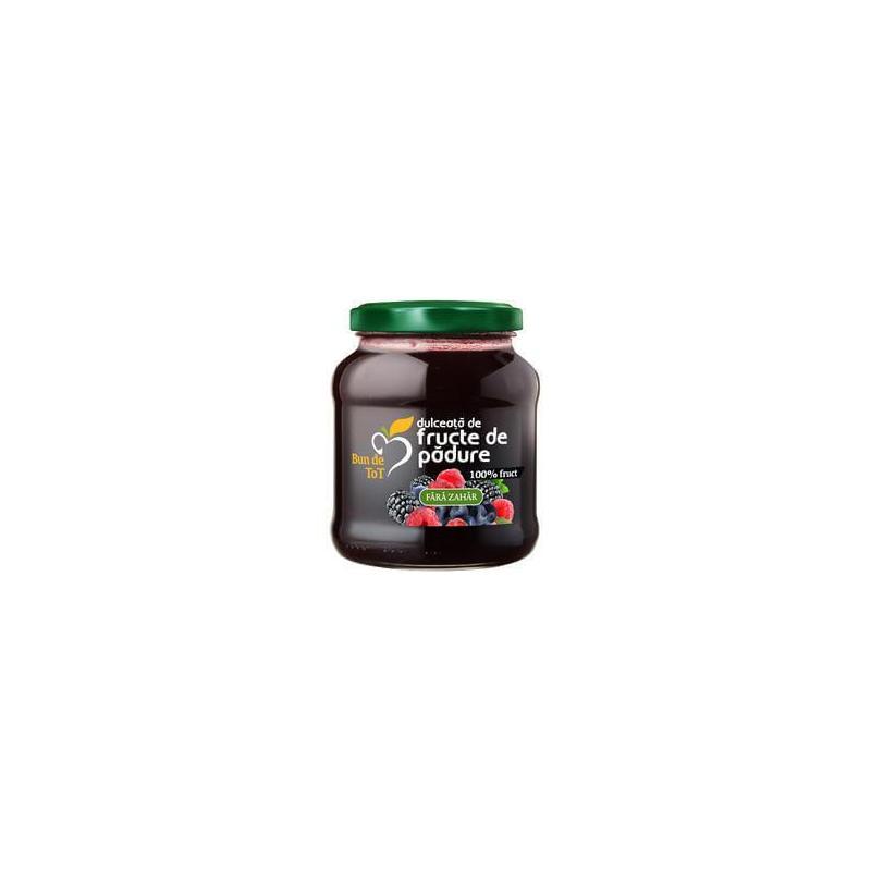 Dulceata de fructe de padure, 360gr, Dacia Plant - fara zahar