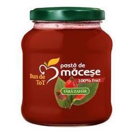 Pasta de Macese, 360 g, Dacia Plant - fara zahar