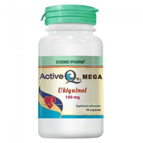 Active Q10 Mega Ubiquinol, 30 capsule, Cosmopharm