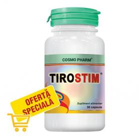 Tirostim, 30 capsule, Cosmopharm