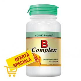 B Complex, 30 capsule, Cosmopharm