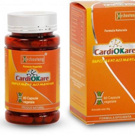 CardioKare 60 capsule