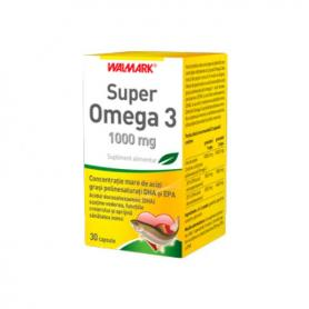 Super Omega 3, 30 capsule, Walmark