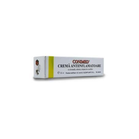 Conimed crema antiinflamatoare 50 ml Elzin Plant