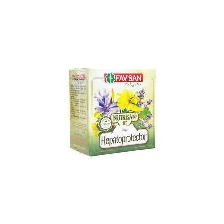 Ceai hepatoprotector Nutrisan HP, 50 g, Favisan