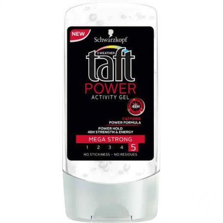 Taft Gel Par Maxx Power NR 8 250ml