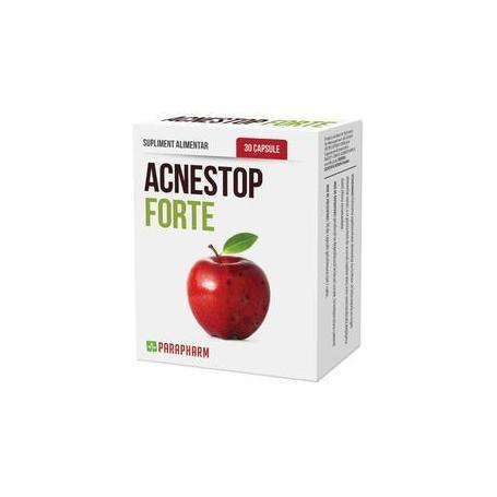 Acne Stop Forte 30 cps Quantum Pharm