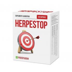 Herpestop 30 capsule Parapharm