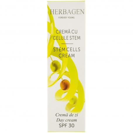 Crema de zi SPF 30 cu celule stem Herbagen