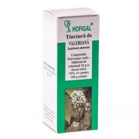 Tinctura de Valeriana, 50 ml, Hofigal