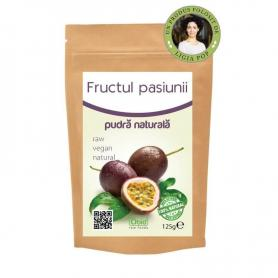 Pulbere Fructul pasiunii raw 125g Obio