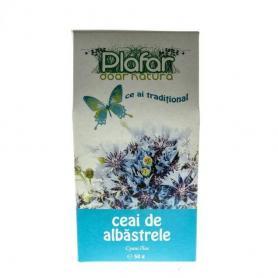 Ceai de Albastrele, 50 g, Plafar