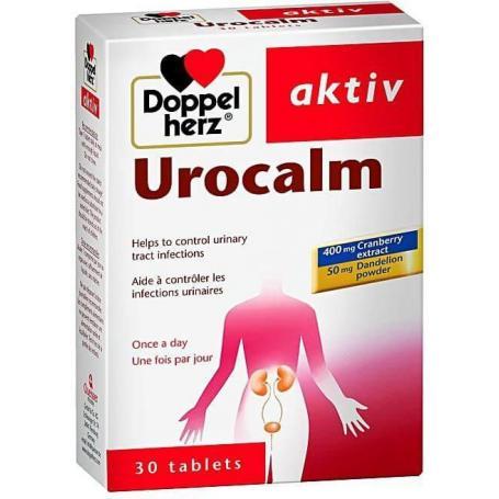 Urocalm Aktiv 30Tb Doppel Herz