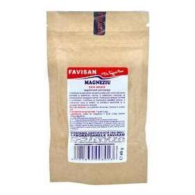 Sulfat de magneziu (sare amara) 40 g Favisan