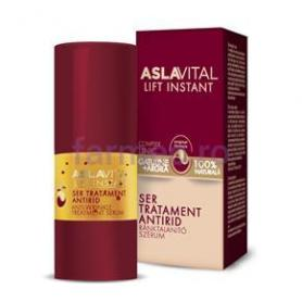 Aslavital - ser tratament antirid, 15 ml, Farmec