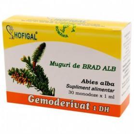 Muguri de Brad alb Gemoderivat, 30 doze, Hofigal