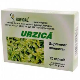 Urzica, 20 capsule, Hofigal
