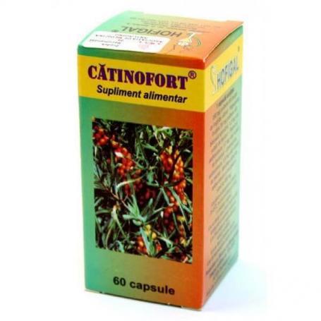 Catinofort, 60 capsule, Hofigal