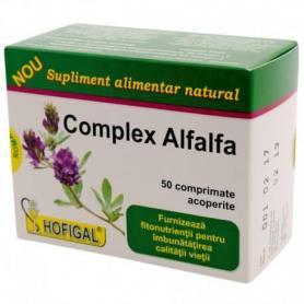 Complex Alfalfa, 50 comprimate, Hofigal