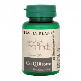 Coenzima Q10 Forte Dacia Plant 60cpr