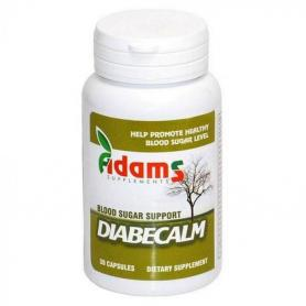 Diabecalm, 30 capsule, Adams Vision